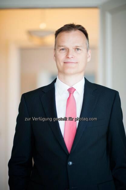Martin Hehemann, neuer Managing Partner bei Metrum Communications. (24.03.2014)