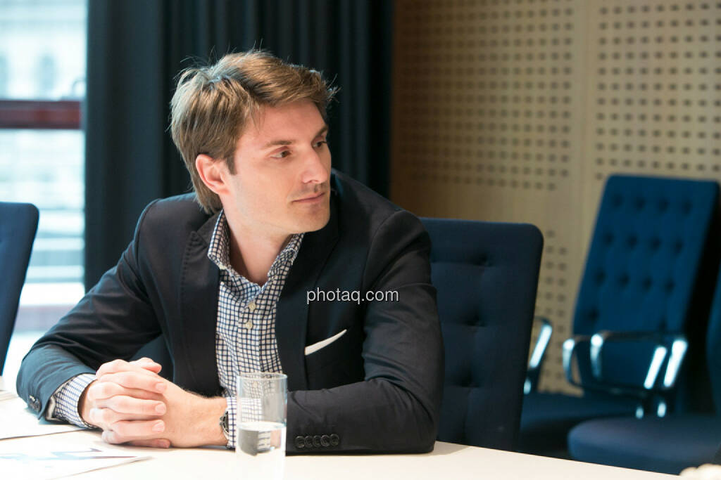Peter Auer, Accenture, © finanzmarktfoto.at/Martina Draper (24.03.2014)