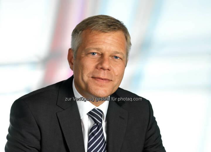 Alexander Schmidecker, CEO von Raiffeisen-Leasing, ist neues Vorstandsmitglied des Verbandes Österreichischer Leasing-Gesellschaften (VÖL), (C) Wilke