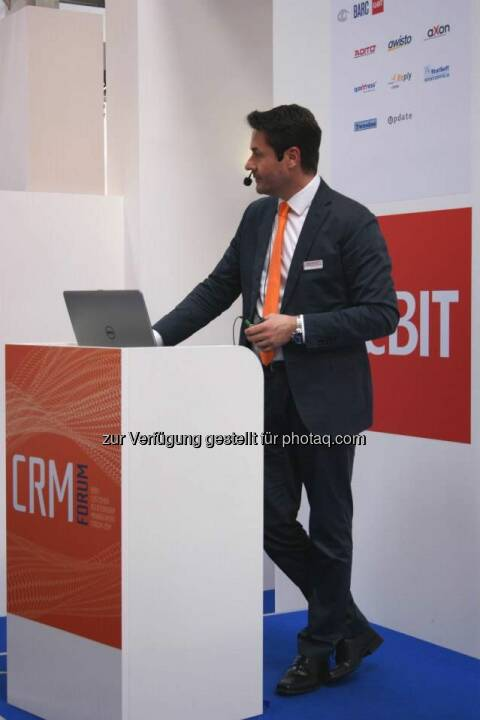 CeBIT 2014 (Bild: update.CRM)