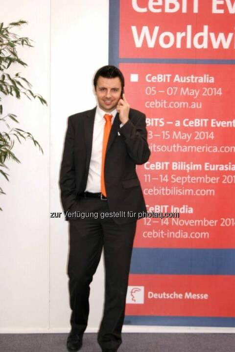 CeBIT 2014 (Bild: update.CRM)