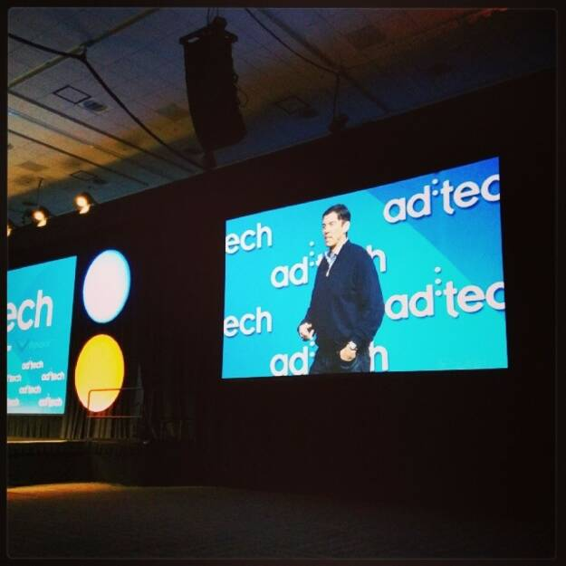 AOL's Tim Armstrong, not the most loved person in media, © Elisabeth Oberndorfer (26.03.2014)