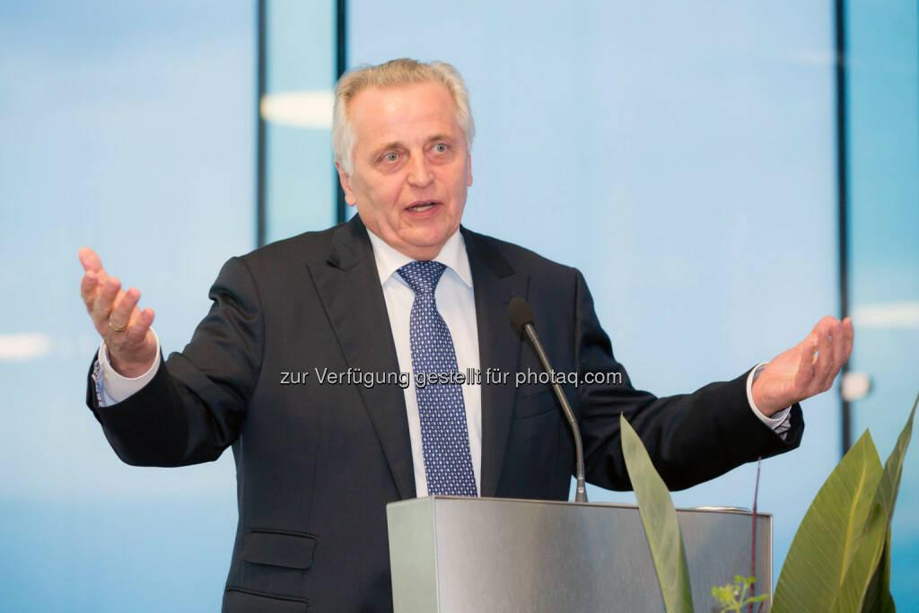 BM Rudolf Hundstorfer, BM fuer Arbeit, Soziales und Konsumentenschutz (Bild: www.annarauchenberger.com / Anna Rauchenberger) (27.03.2014)