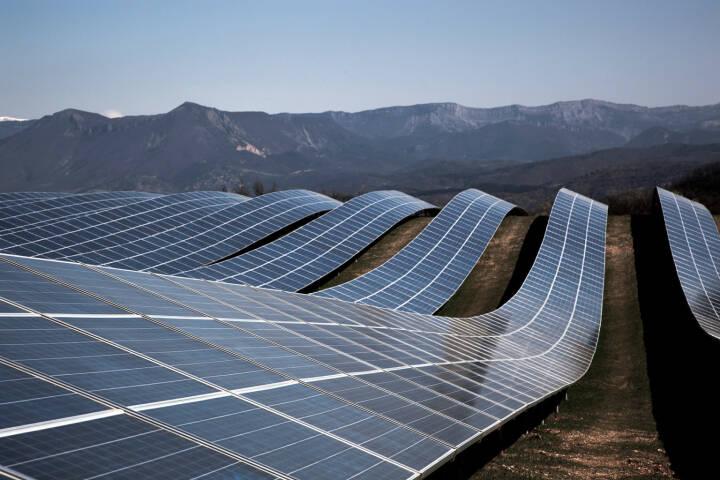 Solarpark, Siemens AG