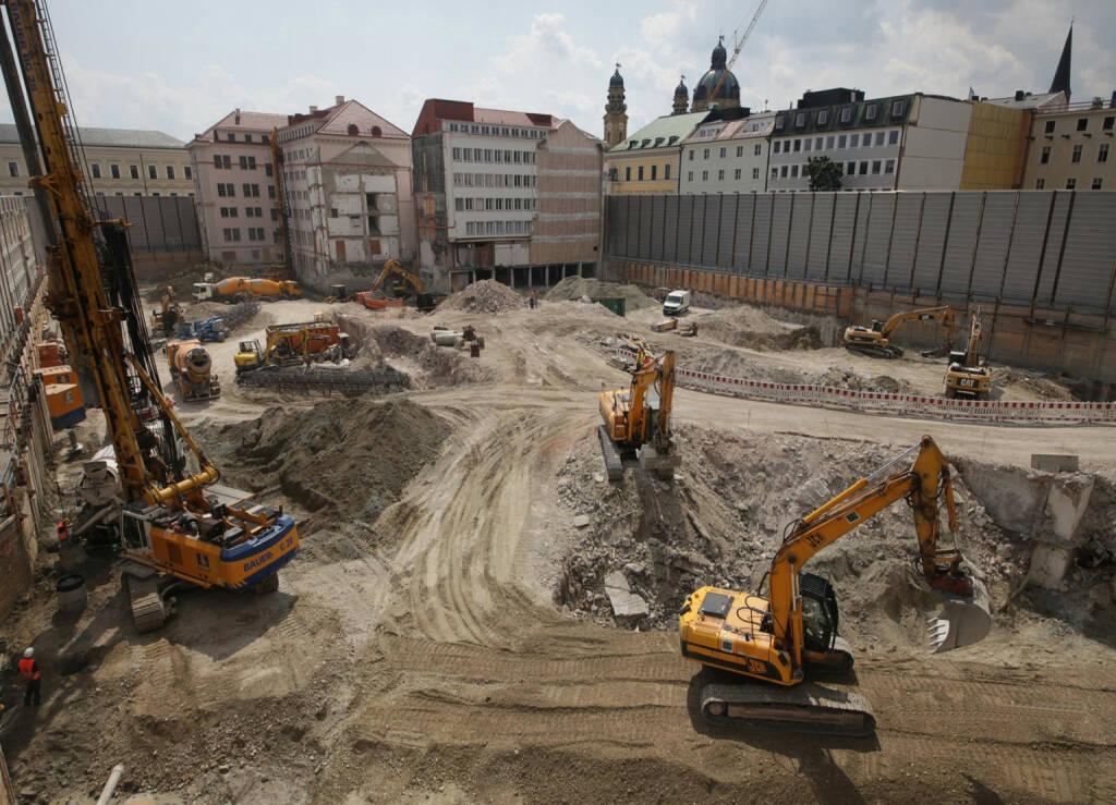 Abriss der alten Konzernzentrale 2013, Siemens AG, © Siemens AG (Homepage) (28.03.2014)
