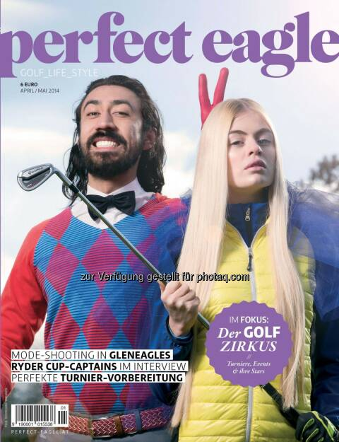 Cover Perfect Eagle, © Perfect Eagle (29.03.2014)