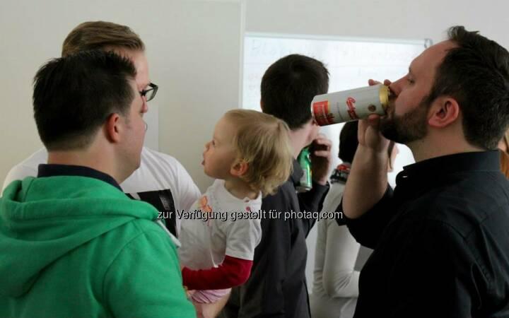 Blog n'booze (Digital Affairs); Prost