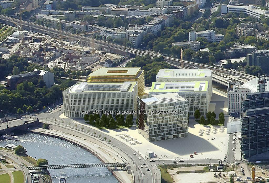 CA Immo vermietet rund 6.800 m² Büroflächen für eine weitere Projektentwicklung im Quartier Europacity in Berlin. Als neuer Mieter konnte die Anwaltskanzlei White & Case LLP gewonnen werden (15.12.2012)