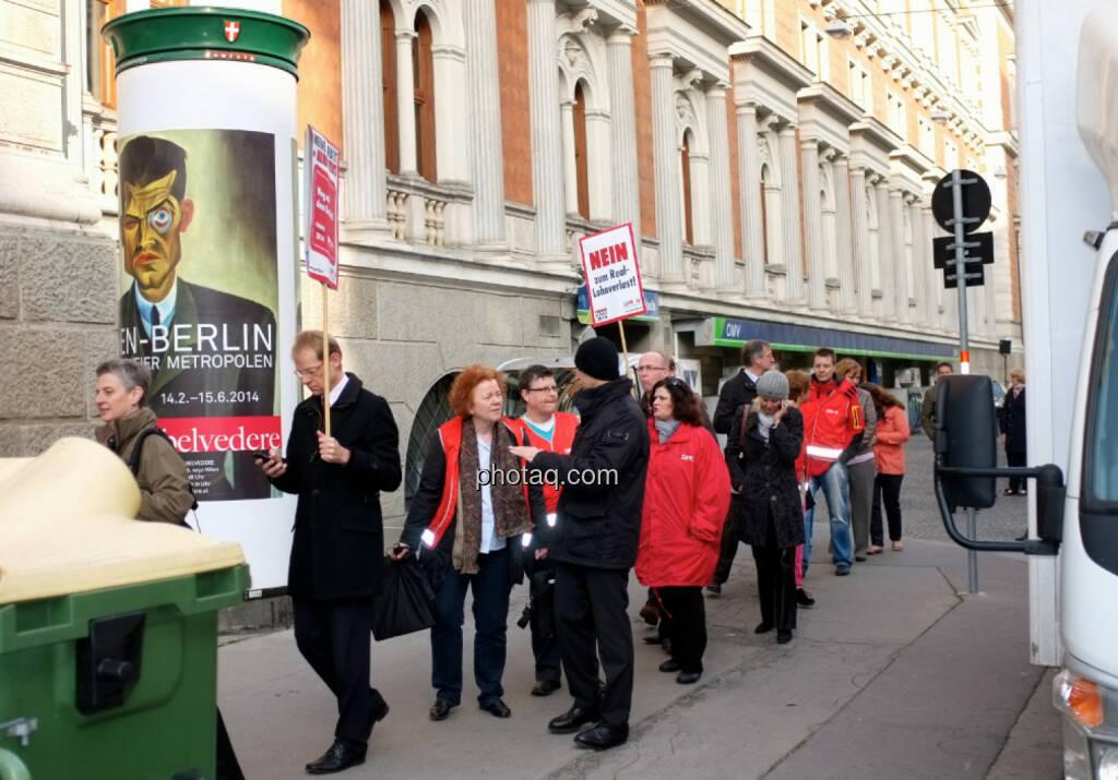 Banker gehen (31.03.2014)