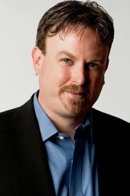 David Wells, Chief Financial Officer Netflix Inc., © Netflix Inc. (Homepage) (01.04.2014)