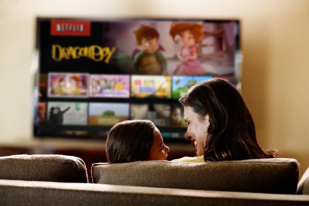 Netflix Inc., © Netflix Inc. (Homepage) (01.04.2014)