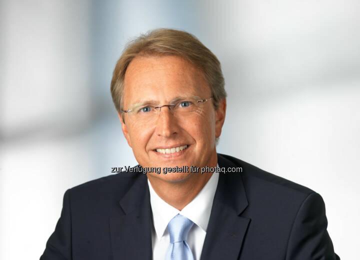 Wilfried Pruschak übernimmt ab 1.4.2014. als Vorstandsvorsitzender den Vorsitz der Comparex AG. Gemeinsam mit Hansjörg Egger und Dr. Thomas Reich wird er den Vorstand des Unternehmens bilden. (Bild: Comparex AG)