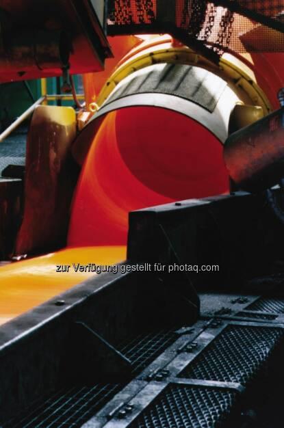 Der koreanische Stahlerzeuger Hyundai Steel hat Siemens Metals Technologies damit beauftragt, für ein neues Spezialstahlwerk in Dangjin eine Vorblockstranggießanlage, ein Stabwalzwerk und eine Draht-/Stabstraße zu liefern. Die Inbetriebnahme der Anlagen ist für Ende 2015 vorgesehen. (Bild: Siemens) (02.04.2014)