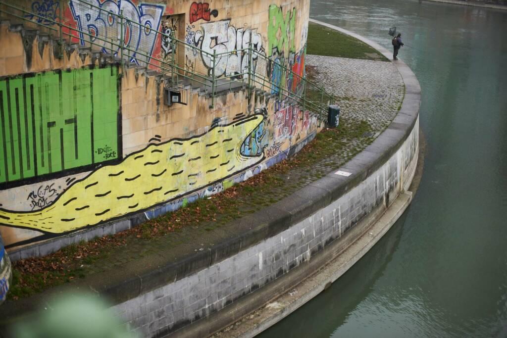 Donaukanal, © Eizinger (03.04.2014)