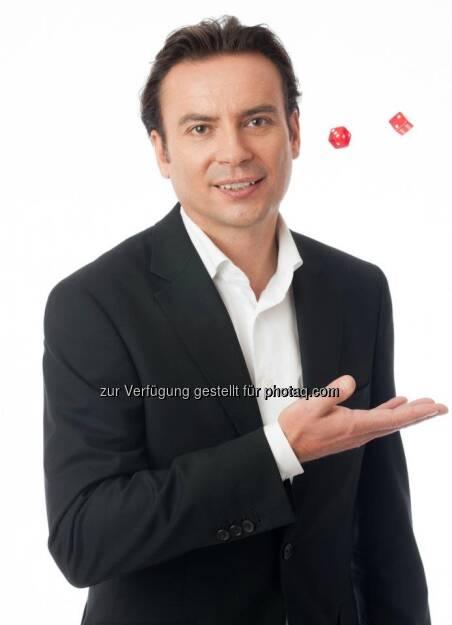 """Werner Becher, CEO Interwetten: ich wünsche Dir viel Erfolg für Dein neues tolles Projekt """"finanzmarktfoto.at"""", gehe aber leider davon aus, dass es ein totaler Flop wird, weil Menschen in der Finanzbranche bekanntlich alles andere nur nicht eitel sind  (15.12.2012)"""