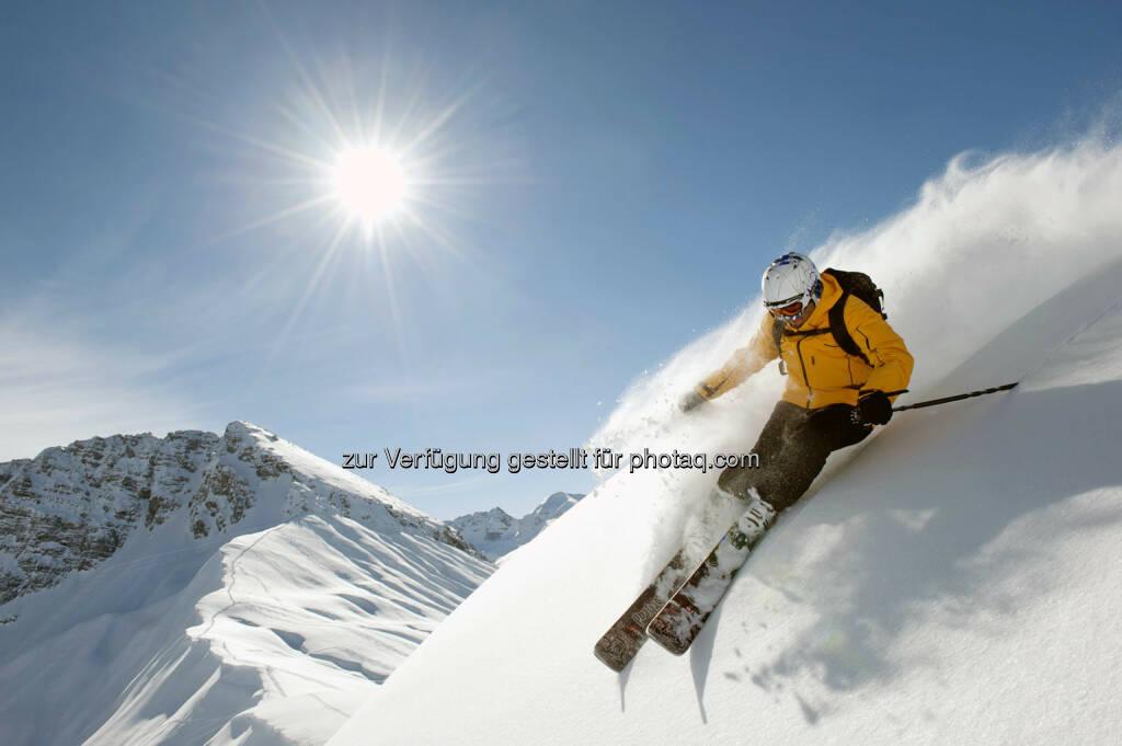 Lech Zürs am Arlberg, Freerider (Bild: Sepp Mallaun LZTG), ©   (03.04.2014)