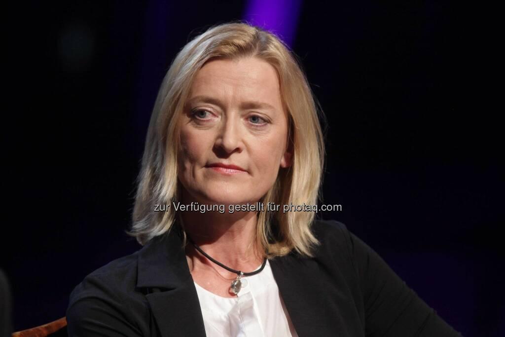 Johanna Rachinger, © ORF/Pichlkostner (04.04.2014)