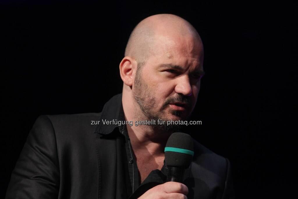 Thomas Glavinic, © ORF/Pichlkostner (04.04.2014)