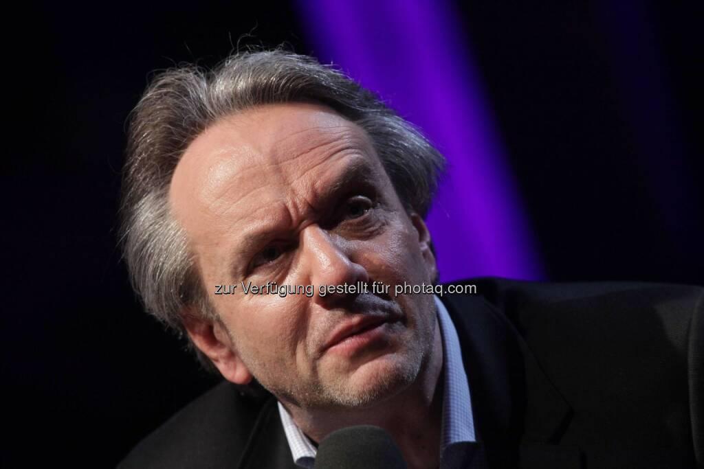 Heinz Sichrovsky, © ORF/Pichlkostner (04.04.2014)