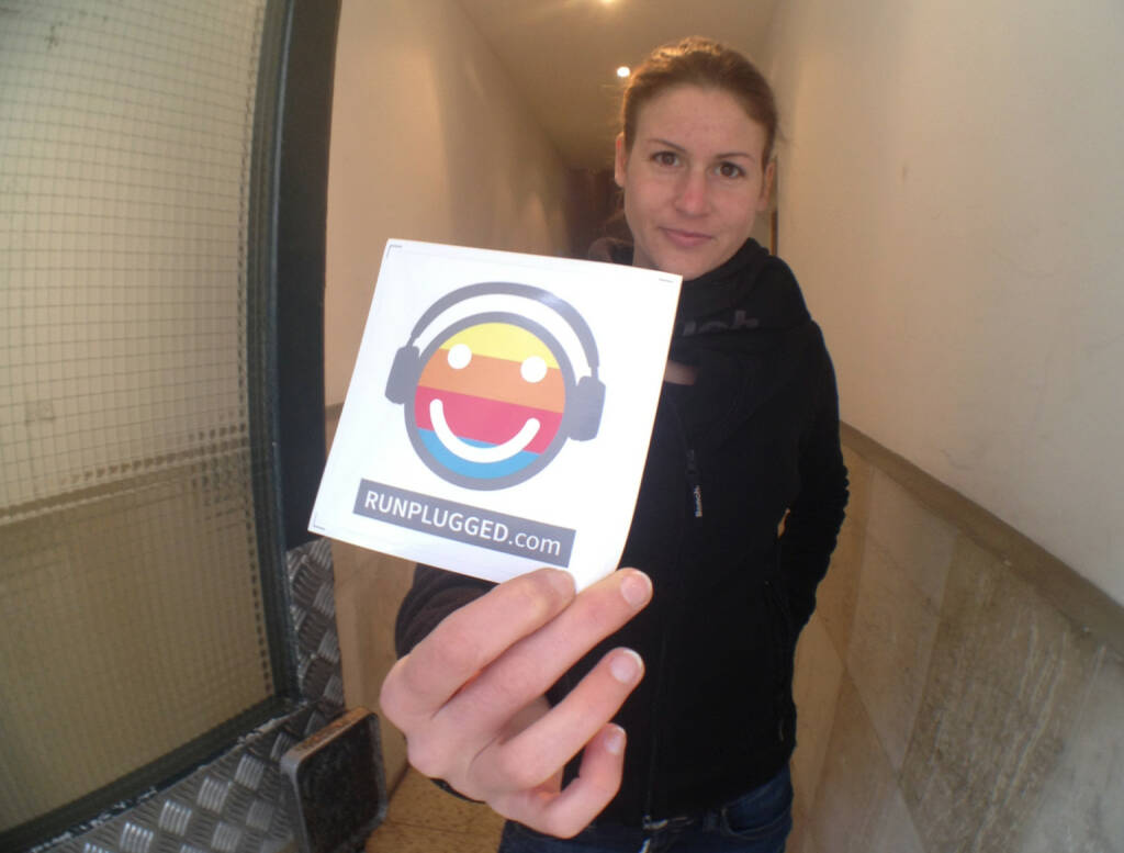 Christina Öhler, wikifolio , ist Runplugged-Betatesterin (05.04.2014)