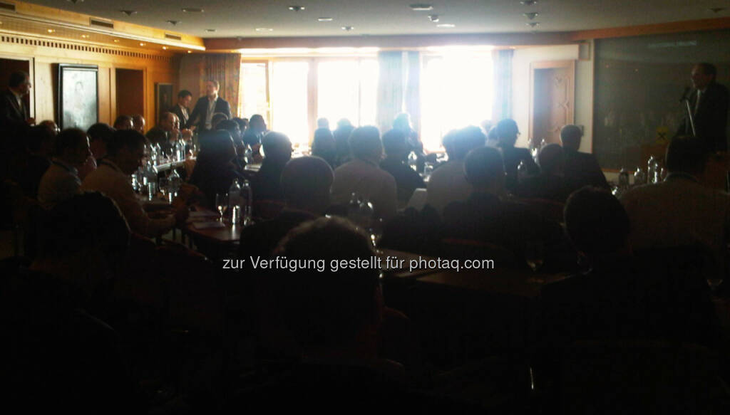RCB Event in Zürs, ©   (05.04.2014)