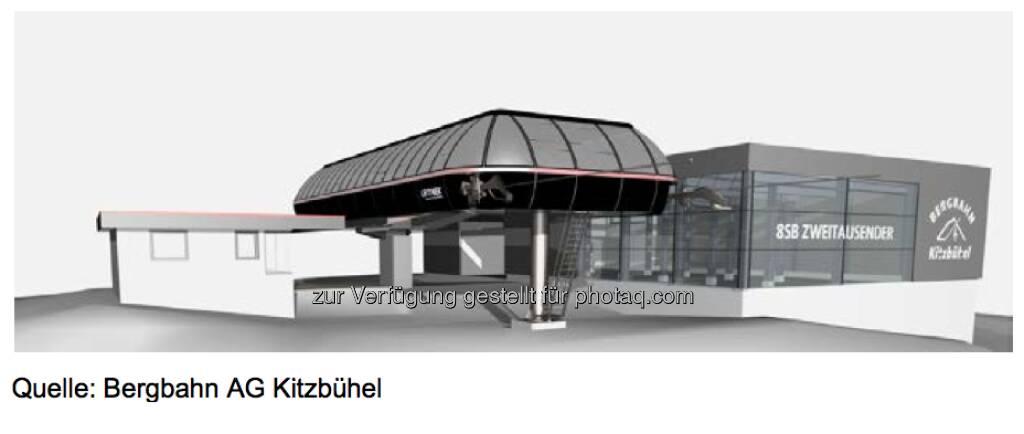 Erste Group Immorent finanziert Sesselbahn für die Bergbahn AG Kitzbühel (Presseaussendung Erste (c) Bergbahn AG Kitzbühel) (15.12.2012)