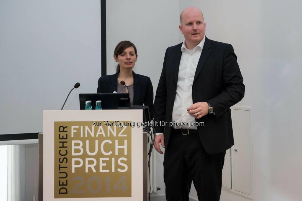 Frankfurt, GER - March 26, Deutscher Finanzbuchpreis 2014, Alte Börse  , © Ulrich Roth / ulrich-roth.de (05.04.2014)