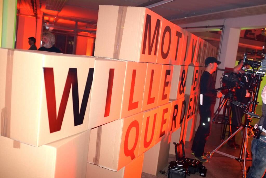 Motivation, Wille und echtes Querdenken (05.04.2014)