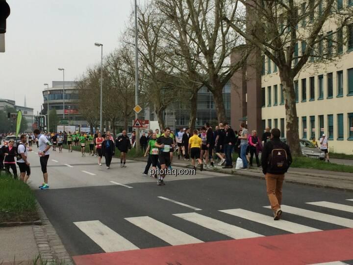 Borealis Linz Marathon, Aufwärmen