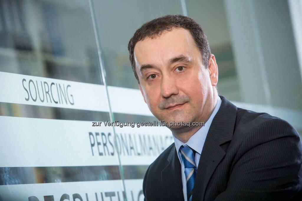 Thomas Hiebaum neuer Team Leiter im Bereich Account Management, APC, © Aussendung (07.04.2014)