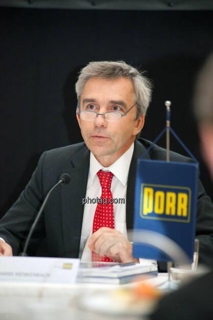 J. Johannes Wenkenbach, © Michaela Mejta für finanzmarktfoto.at (09.04.2014)