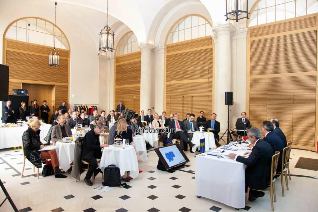 Porr Pressekonferenz, © Michaela Mejta für finanzmarktfoto.at (09.04.2014)