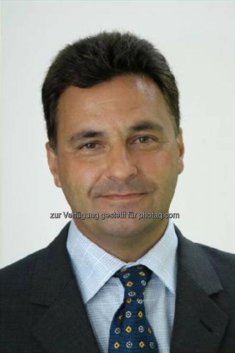 Wilhelm Brandstetter mit 1. Juli 2014 in den Vorstand von EFM Versicherungsmakler berufen (Bild: EFM)