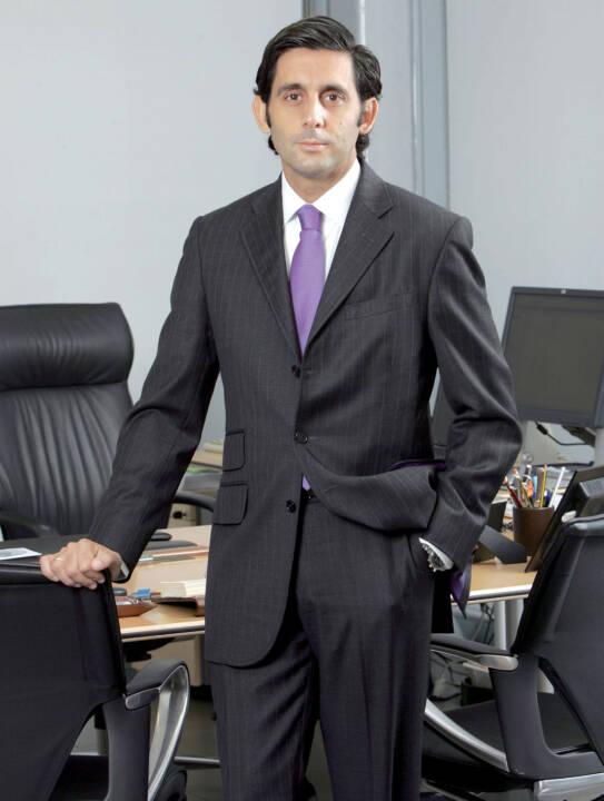 José María Álvarez-Pallete, COO, Telfonica