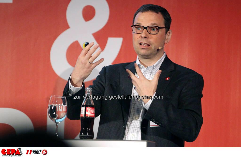Philipp Bodzenta (Coca Cola). (Foto: GEPA pictures/ Christopher Kelemen)  (10.04.2014)