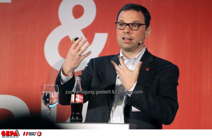 Philipp Bodzenta (Coca Cola). (Foto: GEPA pictures/ Christopher Kelemen)