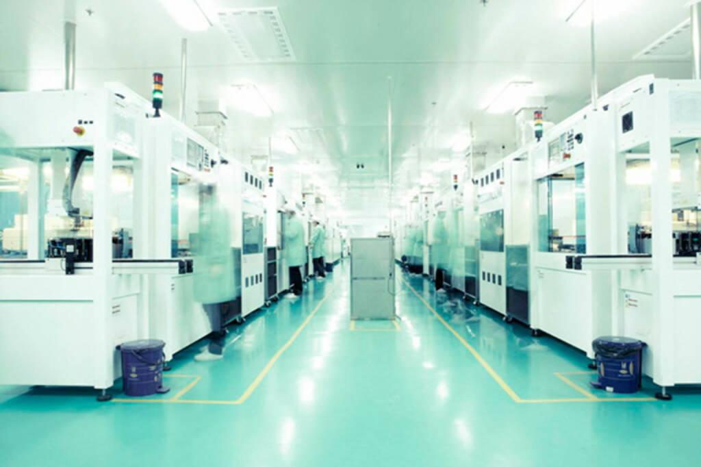 Automatisiertes Drucken, Hanwha Solarone, © Hanwha Solarone (Homepage) (11.04.2014)