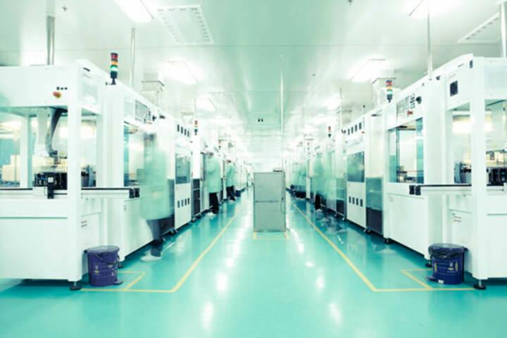 Automatisiertes Drucken, Hanwha Solarone