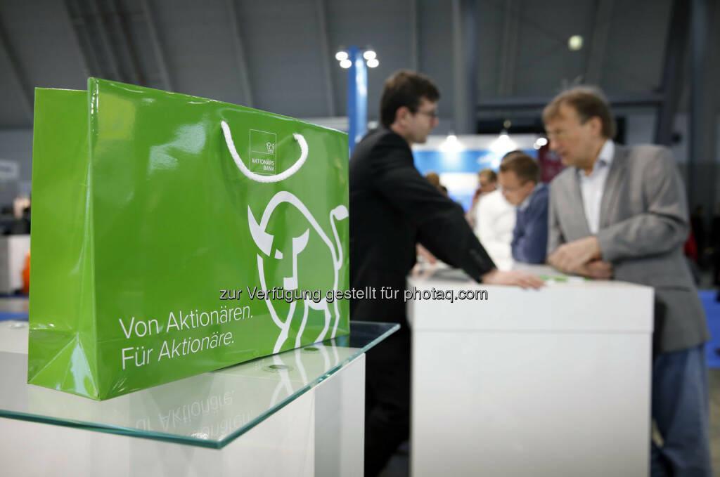 Messe Invest, Von Aktionären. Für Aktionäre (Bild: Messe Stuttgart) (11.04.2014)