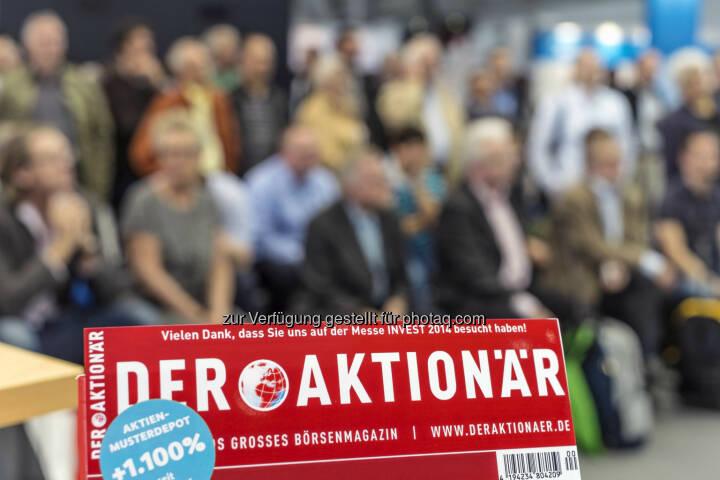 Magazin Der Aktionär (Bild: Messe Stuttgart)