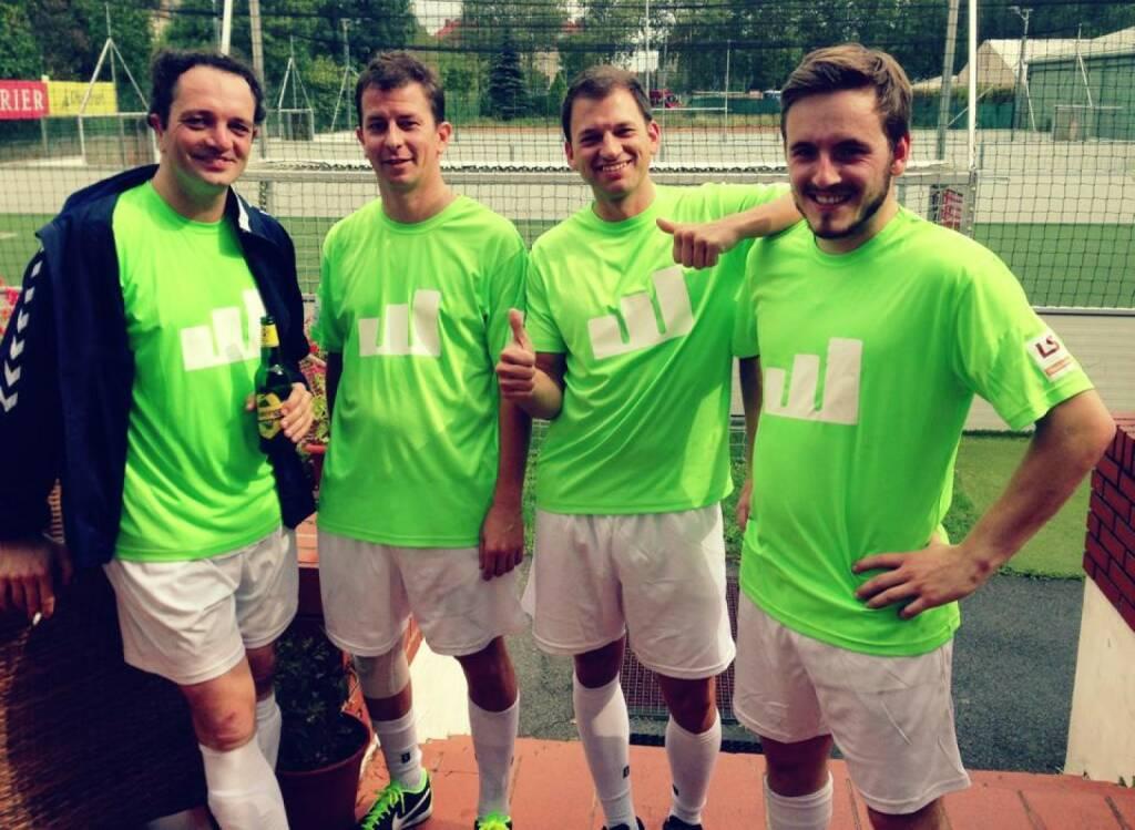 FC wikifolio Fussball (11.04.2014)