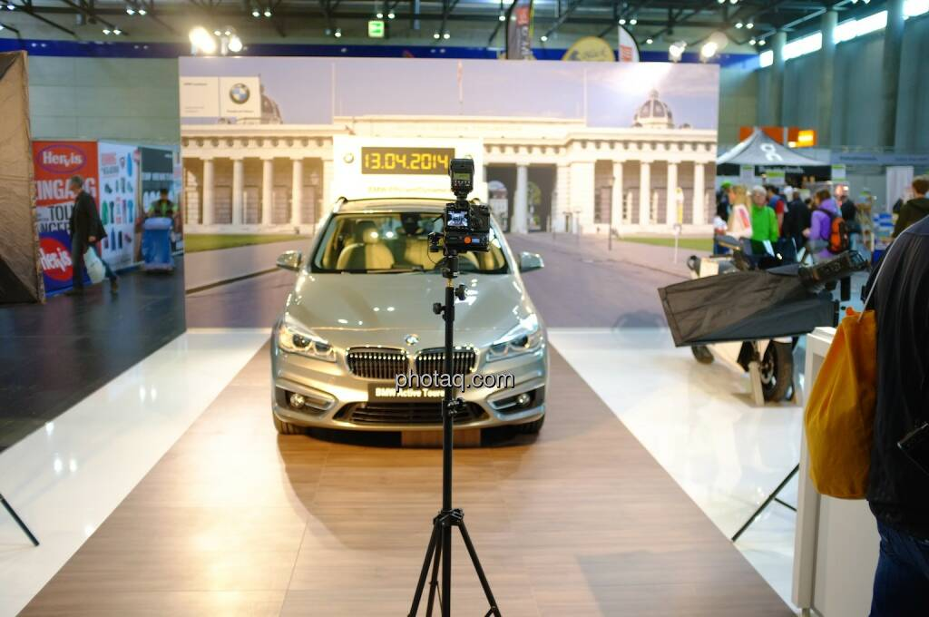 BMW Laufsport, © Josef Chladek finanzmarktfoto.at (11.04.2014)