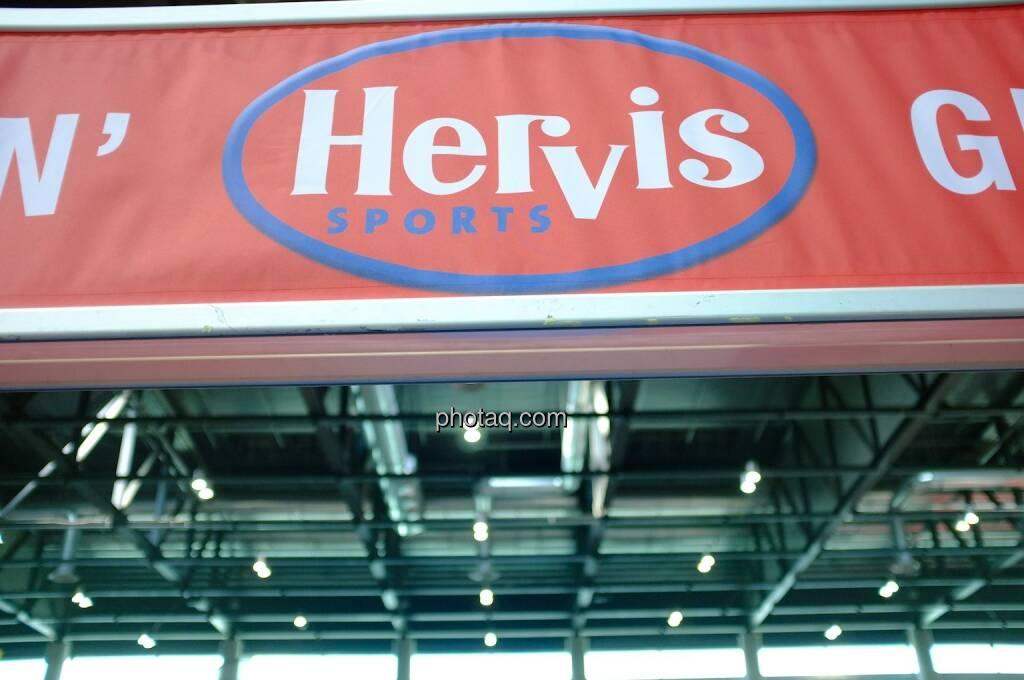 Hervis, © Josef Chladek finanzmarktfoto.at (11.04.2014)