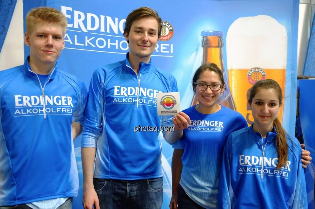 Erdinger, Runplugged, © Josef Chladek finanzmarktfoto.at (11.04.2014)