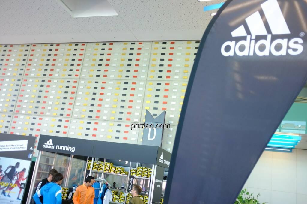 adidas, Messe, Halle, Running, © Josef Chladek finanzmarktfoto.at (11.04.2014)