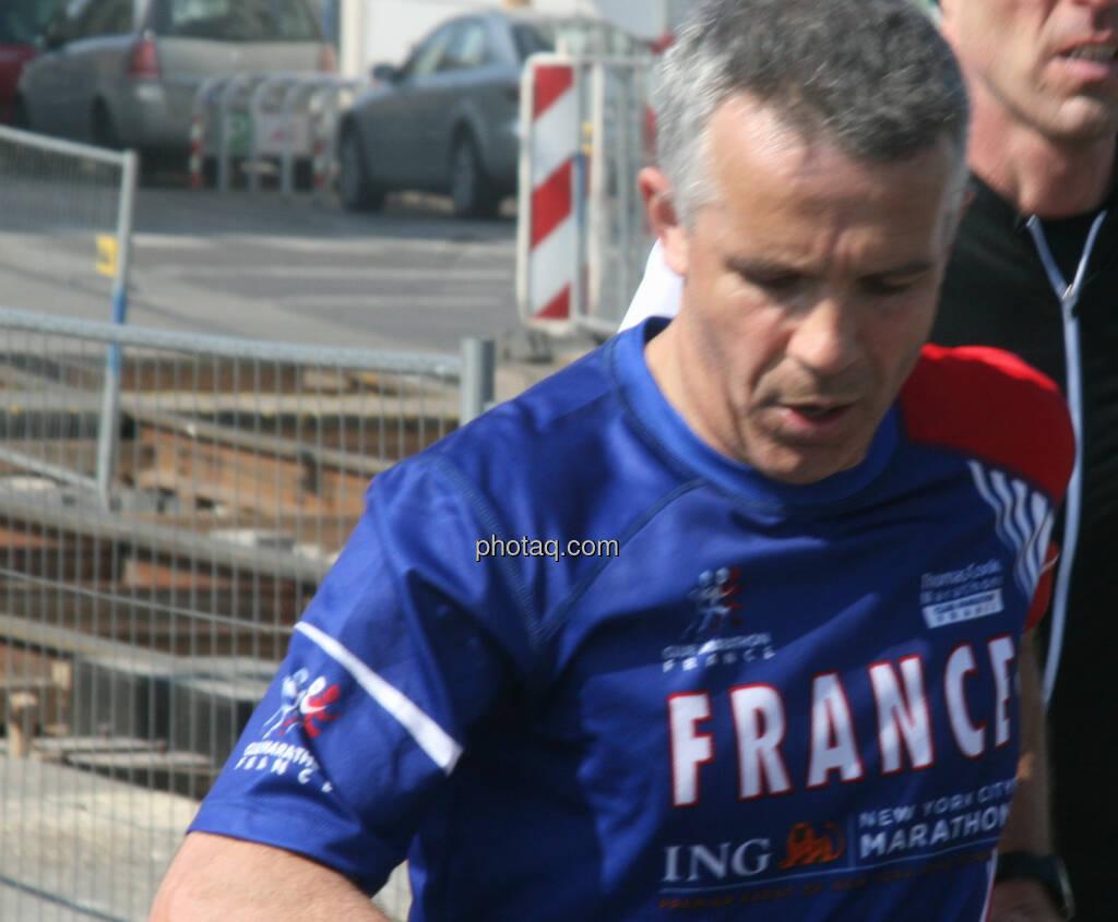 Frankreich Paris (12.04.2014)