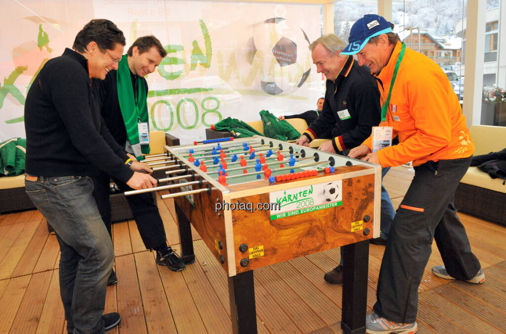 Tischfussball (12.04.2014)