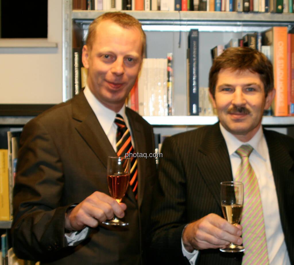 Friedrich Wachernig, Ernst Vejdovszky (12.04.2014)