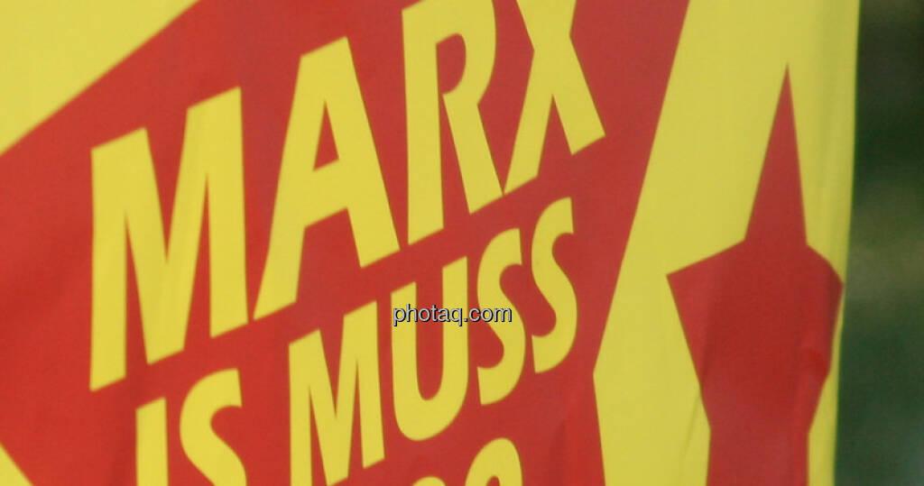 Marx is muss (12.04.2014)