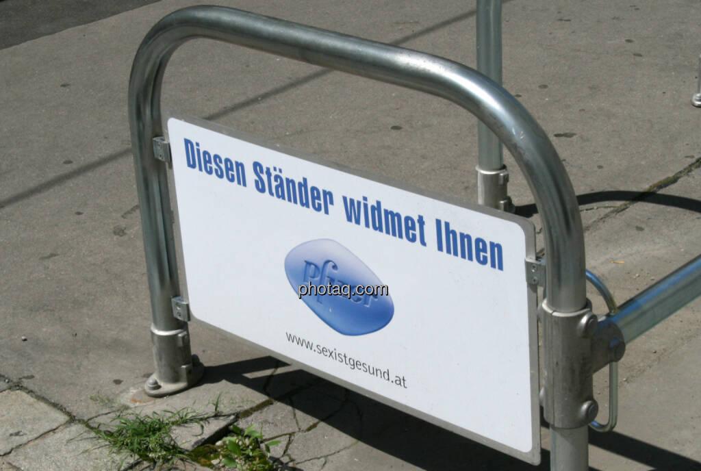 Pfizer Ständer (12.04.2014)